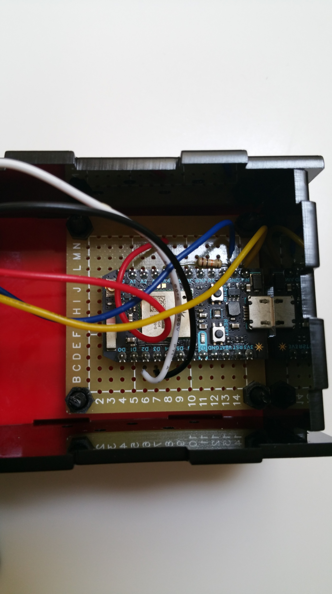 More Pickle Jr  monitors using the PPD42 | indiaairquality